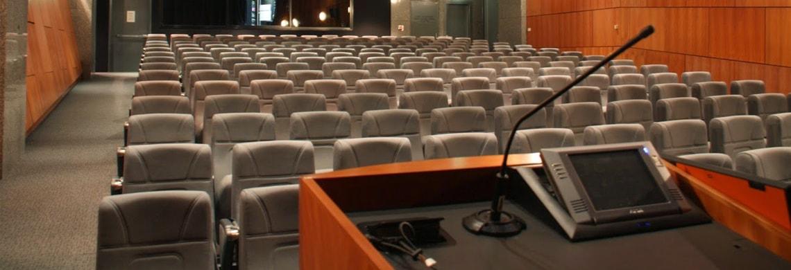 Hệ thống âm thanh hội thảo