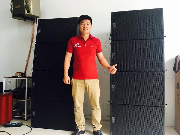 Loa array DB LA 115F chất lượng cao