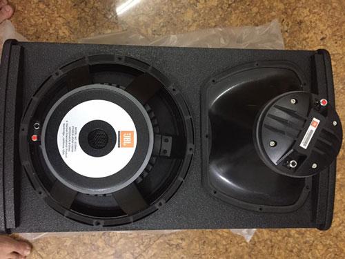 Bass treble của loa JBL KP 6012