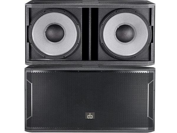 Loa sub đôi bass 50 CTX 218S