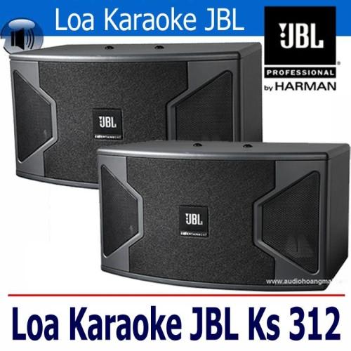 Loa karaoke JBL KS 31