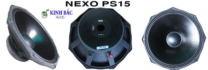 Củ bass loa Nexo Ps15