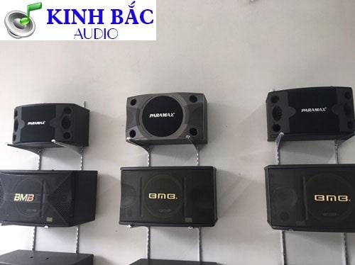 Kinh Bắc audio phân phối chính hãng loa Paramax P800