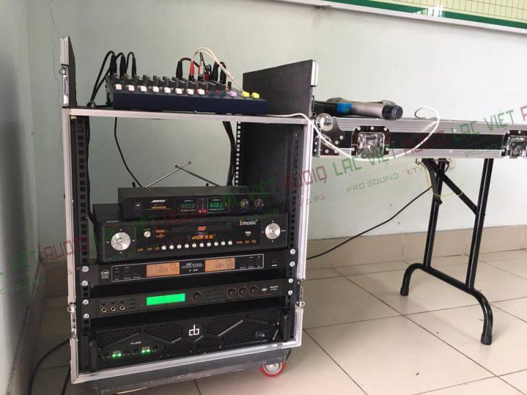 Các thiết bị được lựa chọn sử dụng trong hệ thống