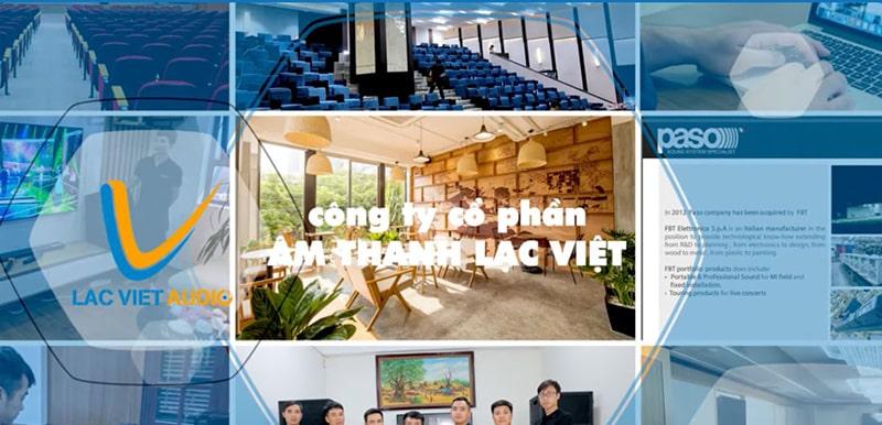 Lạc Việt Audio – Thiết bị âm thanh chính hãng số 1 Việt NamLạc Việt Audio – Thiết bị âm thanh chính hãng số 1 Việt Nam
