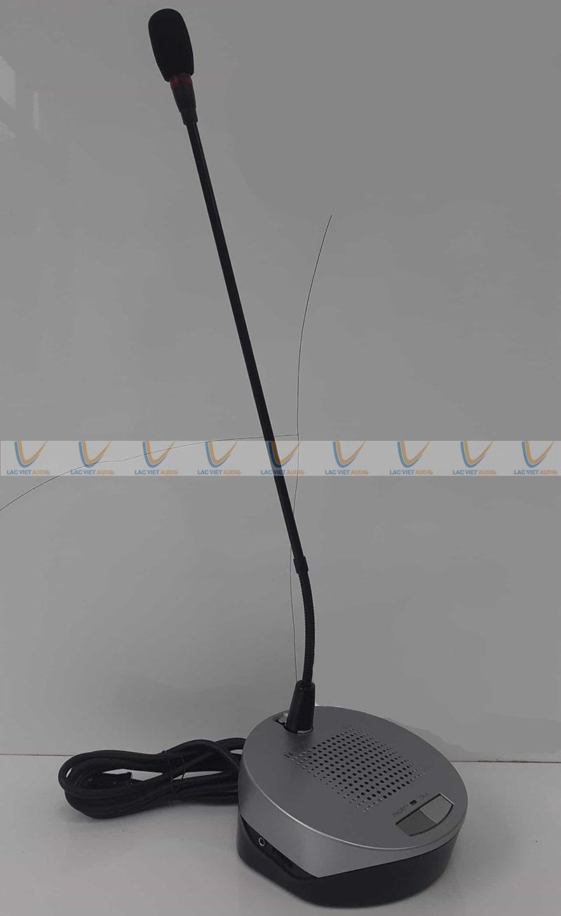 Micro cổ ngỗng có dây mặt tại rất nhiều nơi trên mọi miền tổ quốc