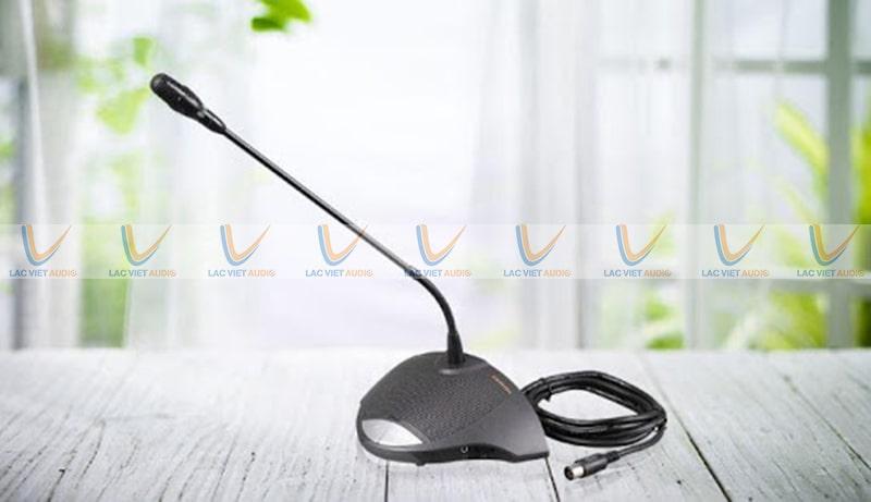 Mức giá, độ bền và thời gian truyền tải chính là ưu điểm của micro cổ ngỗng có dây