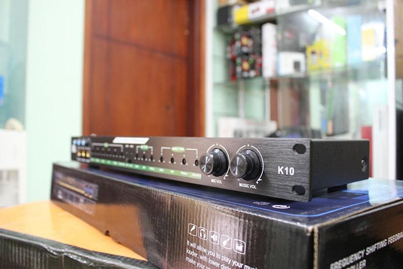 Vang cơ JBL K10 chính hãng thiết kế đẹp cùng khả năng xử lý âm thanh ấn tượng