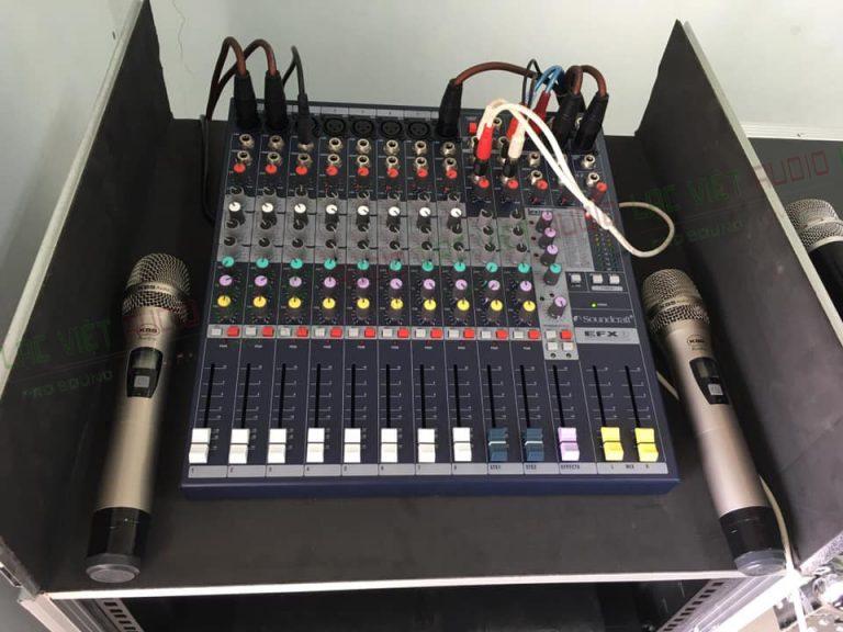 Bàn mixer Soundcraft chất lượng cao