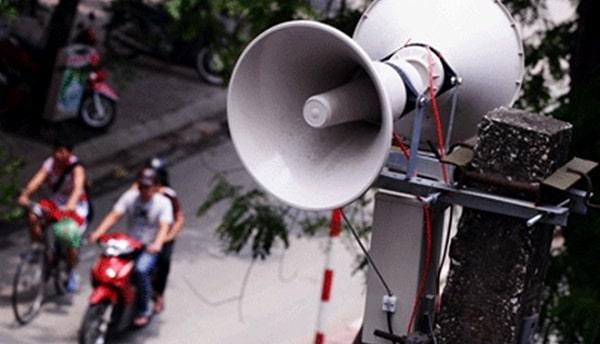 Chọn loa có công suất phù hợp là cách để giảm tình trạng gây ồn