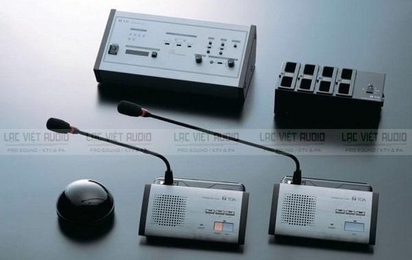 Hướng dẫn cách lắp đặt âm thanh hội nghị đơn giản, nhanh chóng