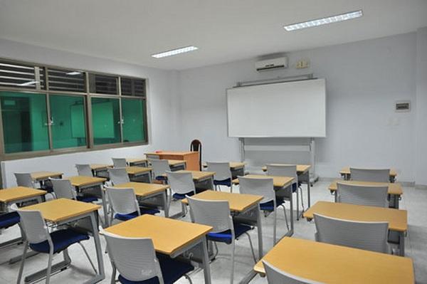 Chọn loa dùng cho phòng học cần dựa vào diện tích của phòng