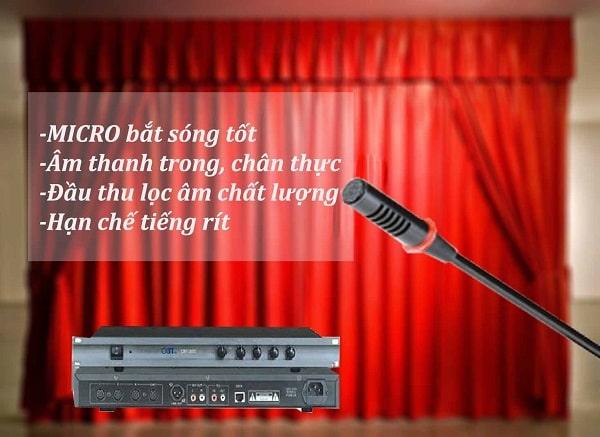 Lưu ý khi chọn mua micro OBT-3000A