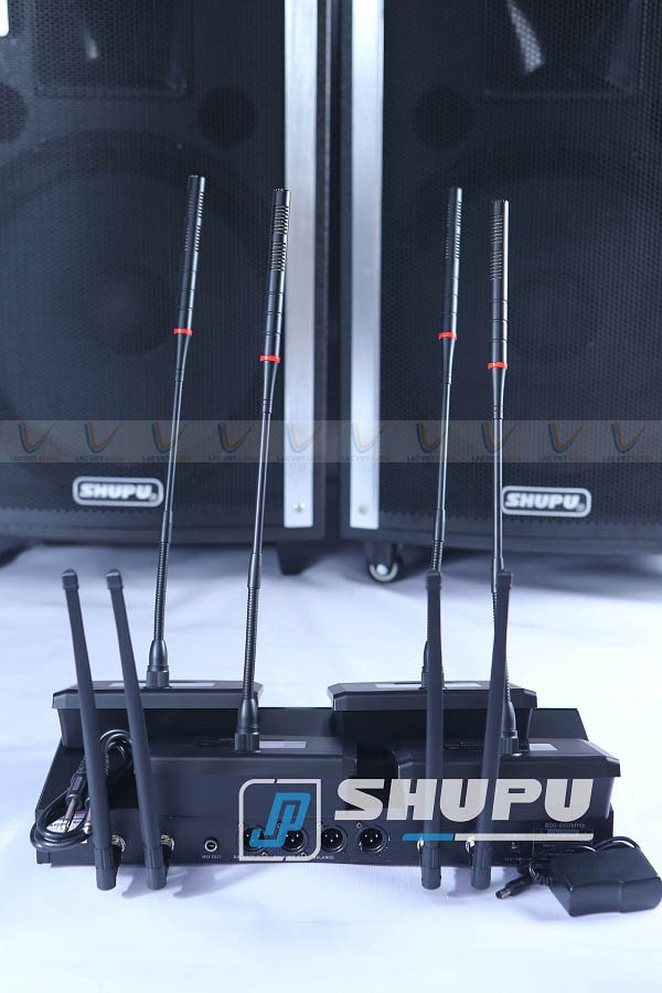 Micro hội thảo không dây Shupu UG-40D