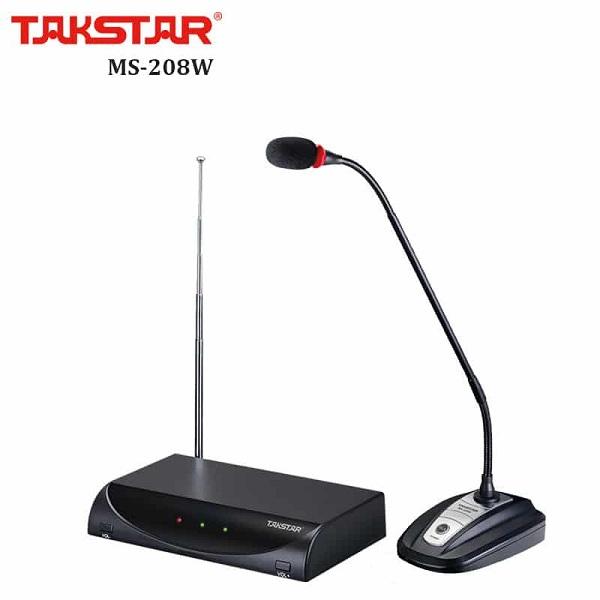 Micro hội thảo không dây Takstar MS 208W