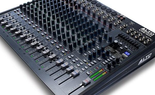 Bộ xử lý tín hiệu : mixer
