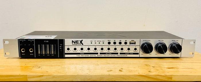 Vang cơ Nex FX8 có thiết kế đẹp mắt